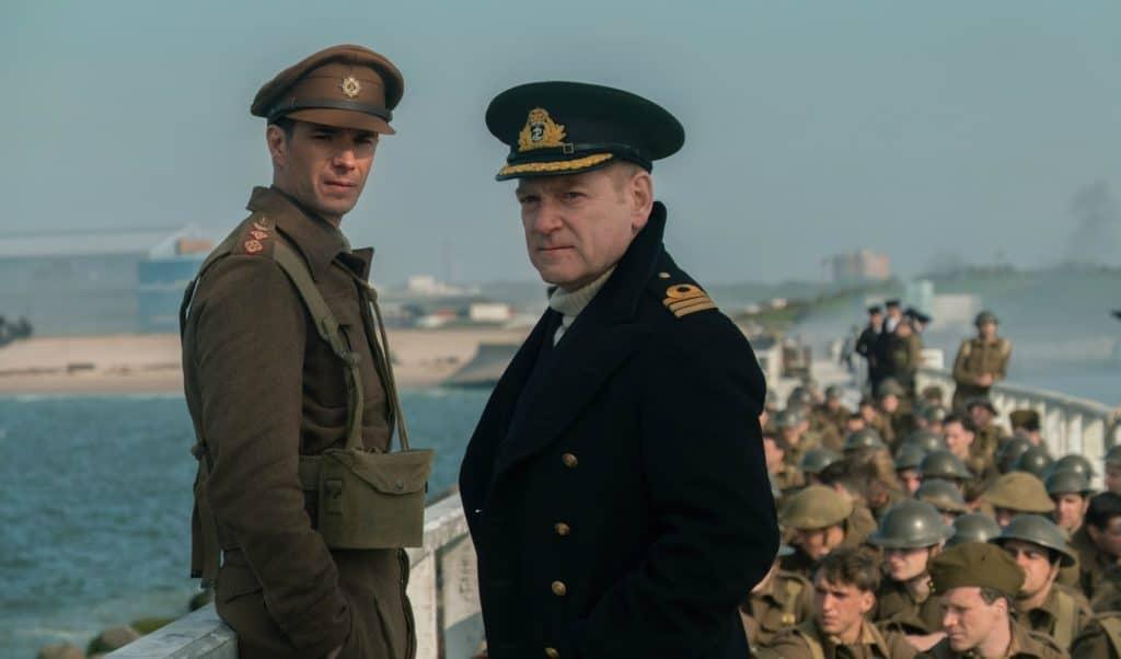 James D'Arcy Kenneth Branagh Dunkirk