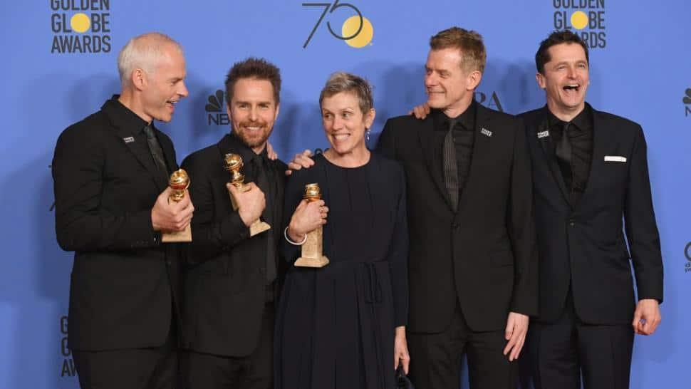 Vencedores do Globo de Ouro 2018
