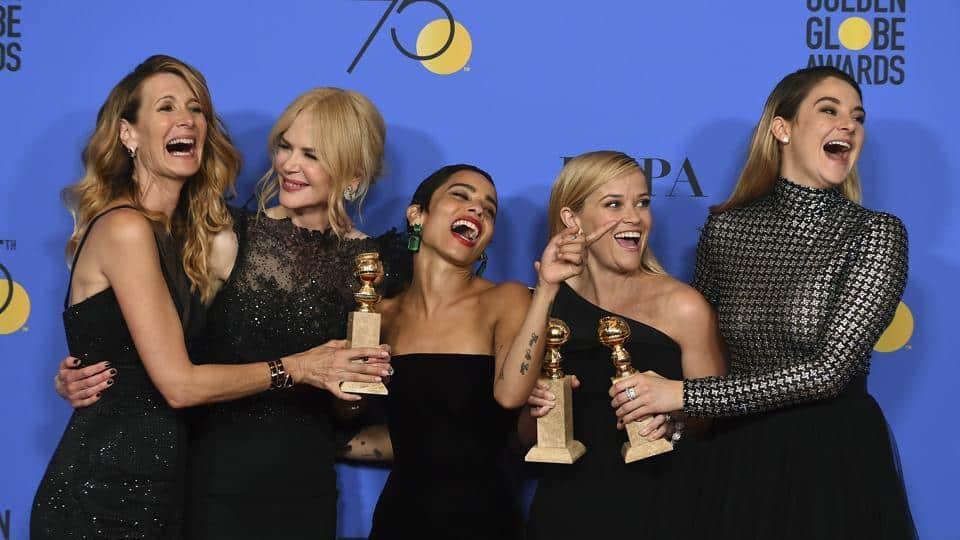 Vencedores Globo de Ouro 2018