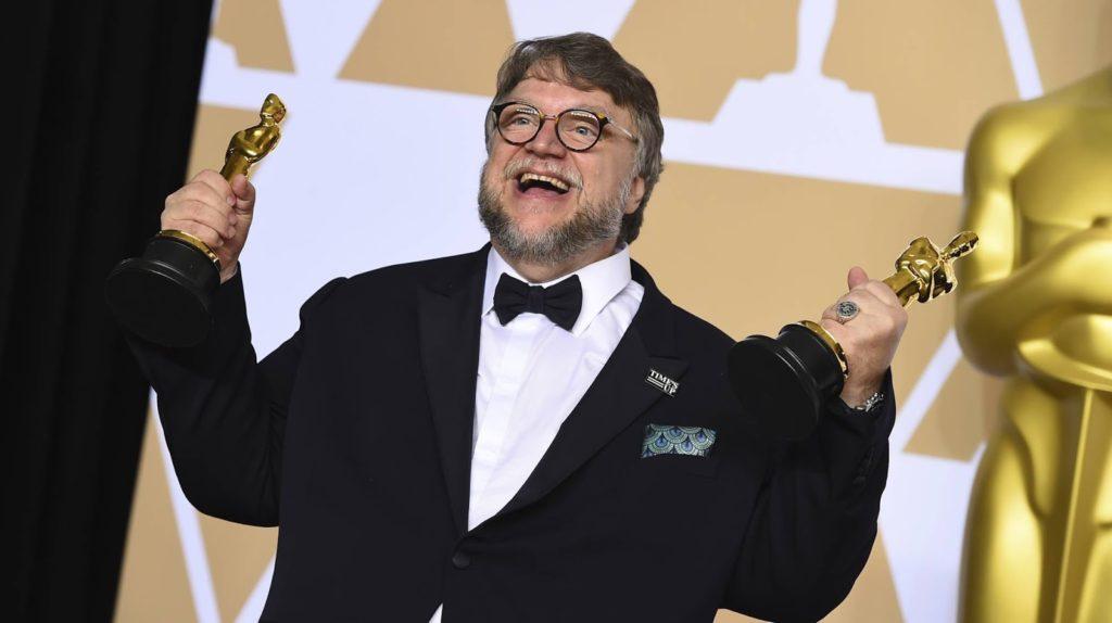 A Forma da Água vence o Oscar 2018