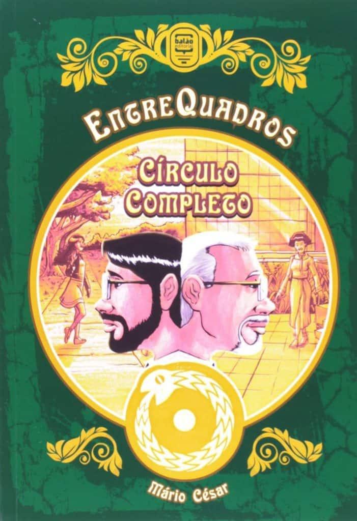 Quadrinhos | EntreQuadros: Círculo Completo