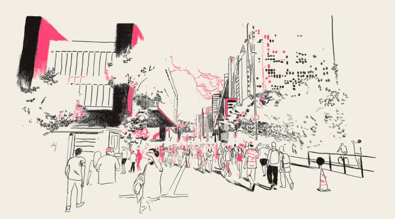 Quadrinhos | Por muito tempo tentei me convencer de que te amava oferece um relato pessoal sobre São Paulo