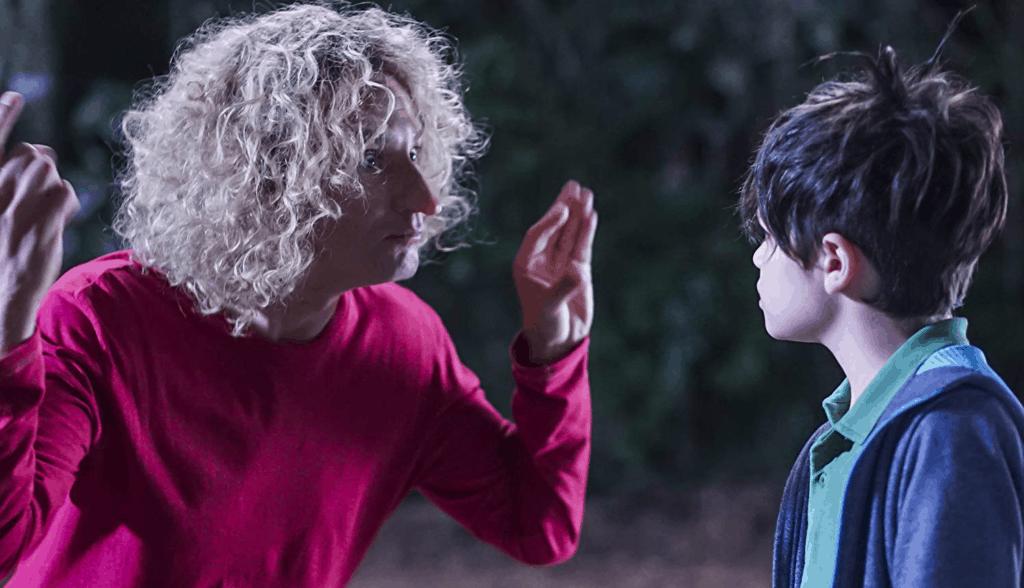 Rodrigo Santoro em cena do filme Turma da Mônica: Laços