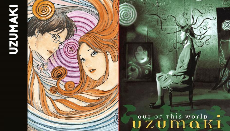 Uzumaki Horror Manga de Junji Ito recebe anime de TV por Production IG
