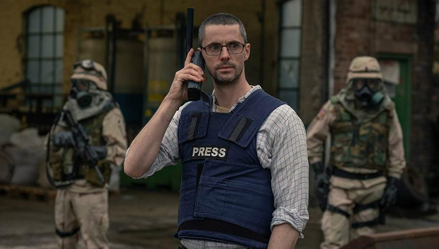 Matthew Goode em cena do filme Segredos Oficiais