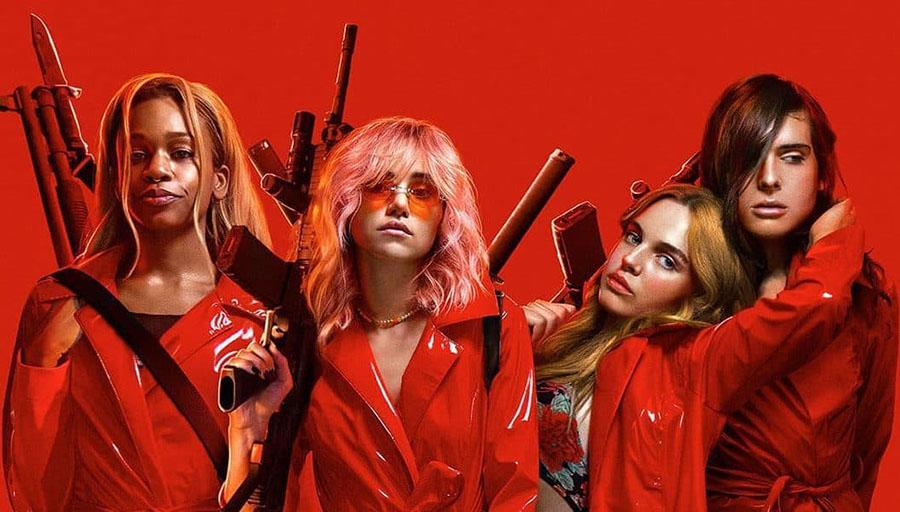Poster do filme Assassination Nation