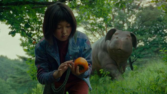 Cena do filme Okja, exemplo de dicas da netflix