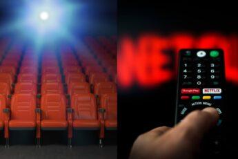 fim da distinção entre cinema e TV